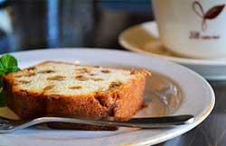 キャラメル胡桃のパウンドケーキ